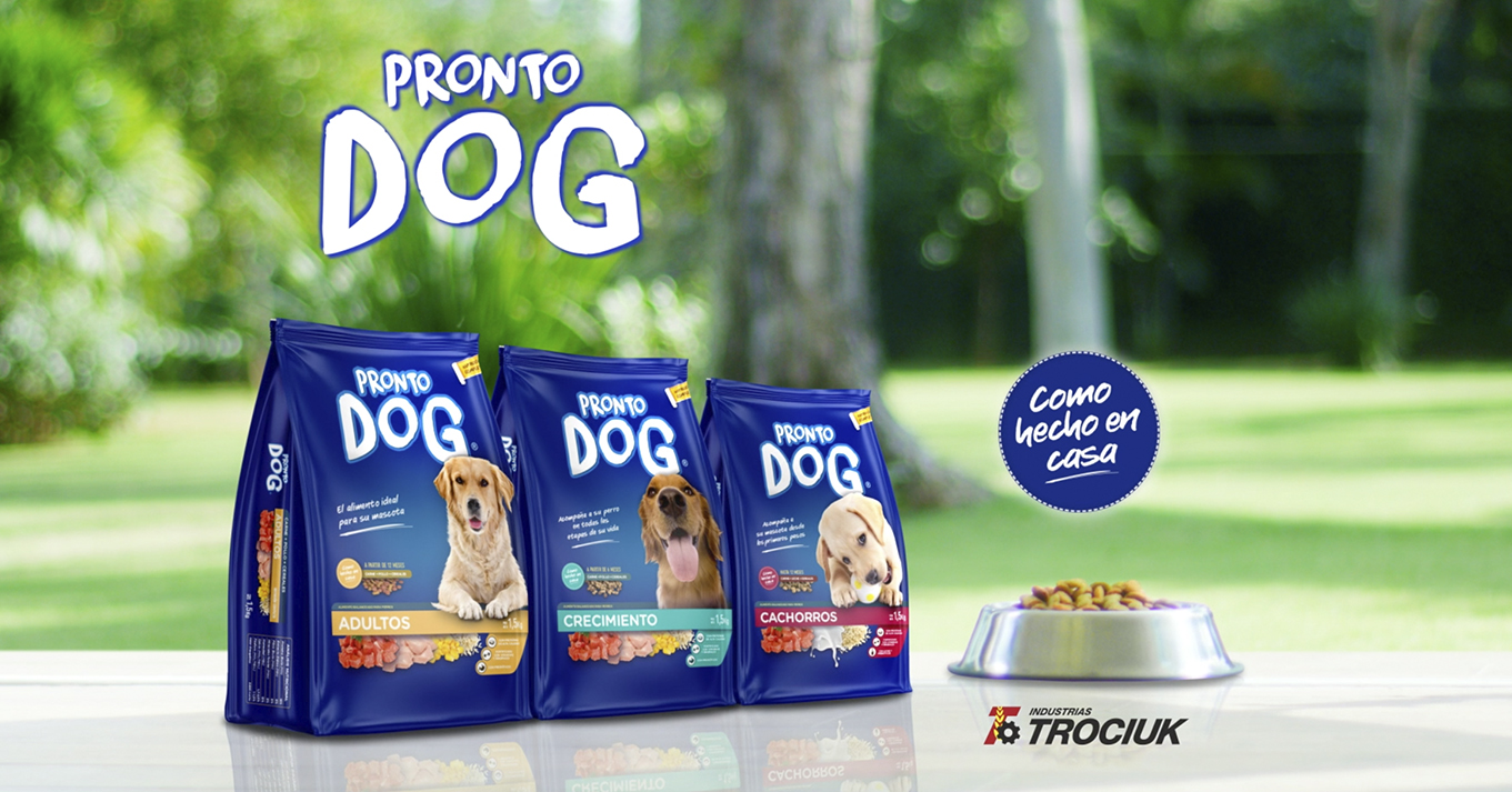 PRONTO DOG