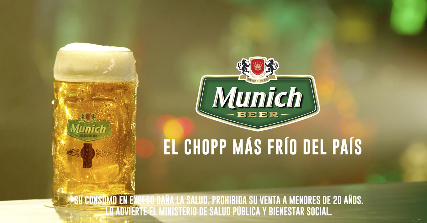 MUNICH CHOPP